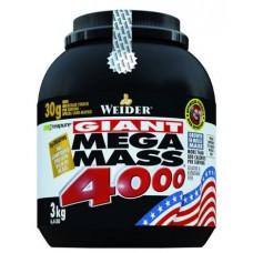 Mega Mass 4000 3kg.
