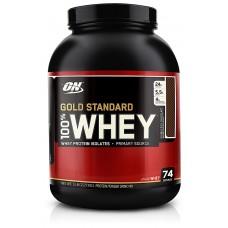 100% Gold Standard Whey 2.27kg.