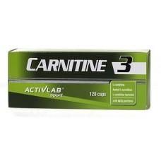 Carnitine 3 128kaps.