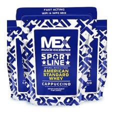 MEX Flex Wheeler's Whey American Standard  2.27kg.