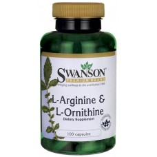 L-Arginine & L-Orginine 100kapsz.