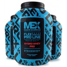 MEX Flex Wheeler's Hydro Whey Pro 2,27kg