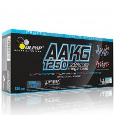 Olimp Aakg Extreme 1250.  120 kaps.