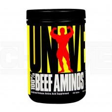 100% Beef Aminos 400 tab.