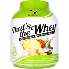 Sport Definition  Thats the Whey 2,27 kg