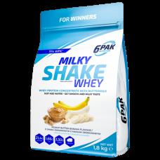 6Pak Milky Whey Shake 1,8kg
