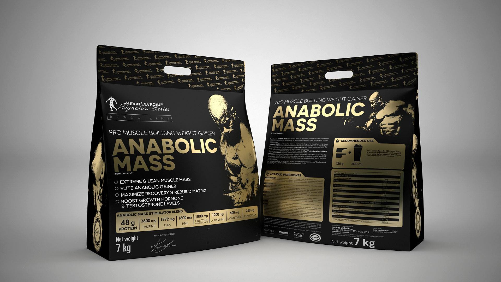 Image result for kevin levrone anabolic mass